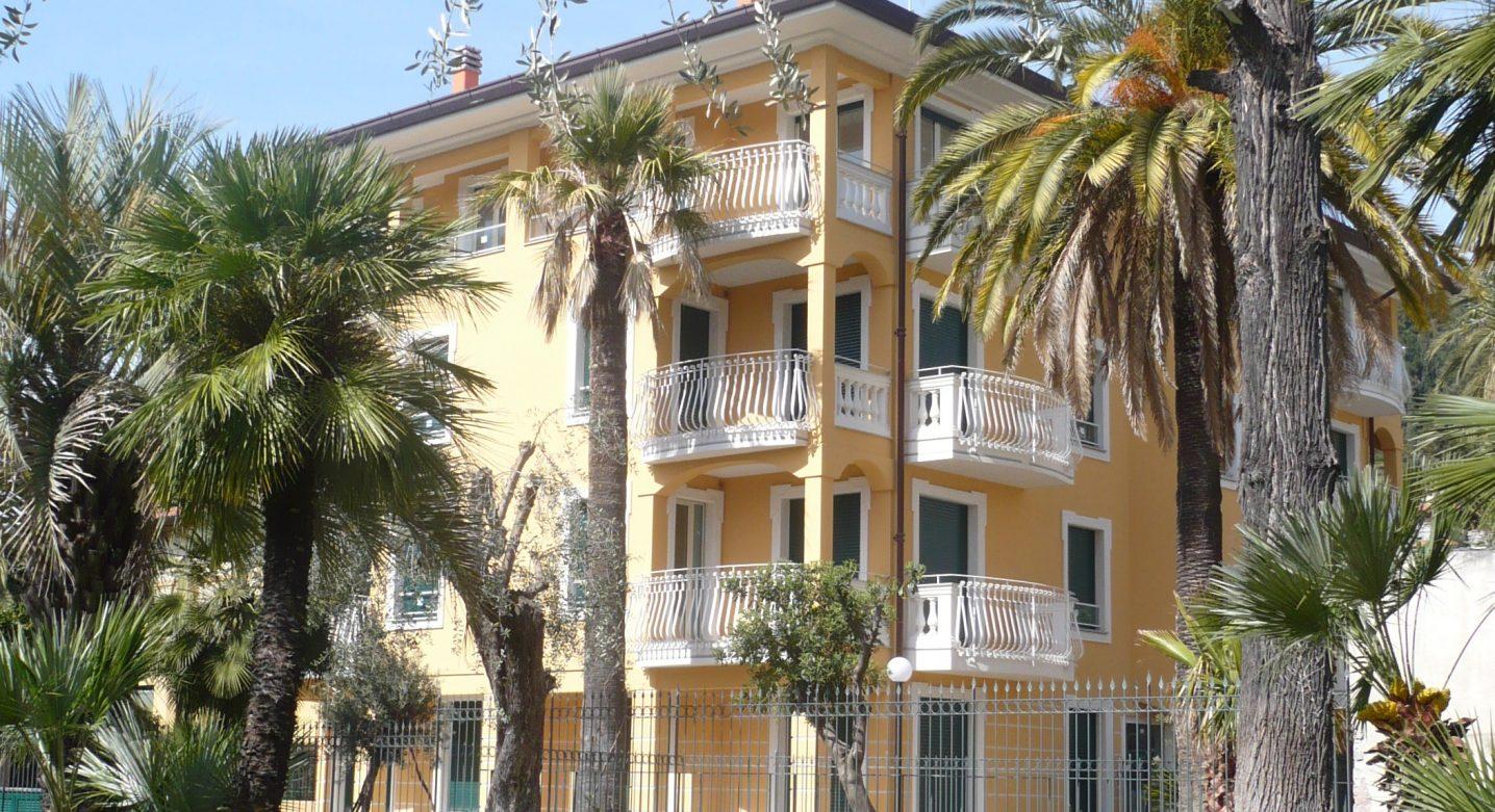 Bordighera Riviera Dei Fiori