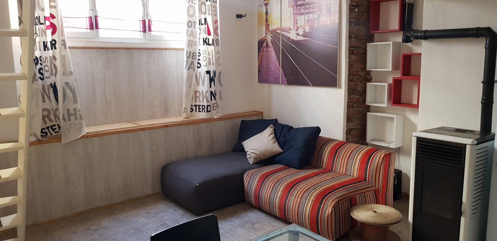 Loft zona Ripamonti-Fondazione Prada