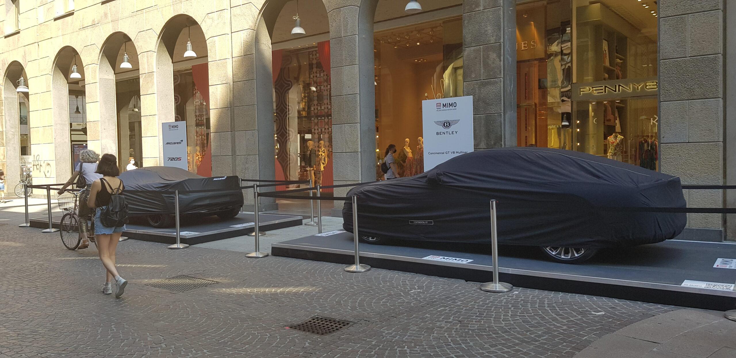 Milano riparte con Milano Monza MotorShow (MiMo)